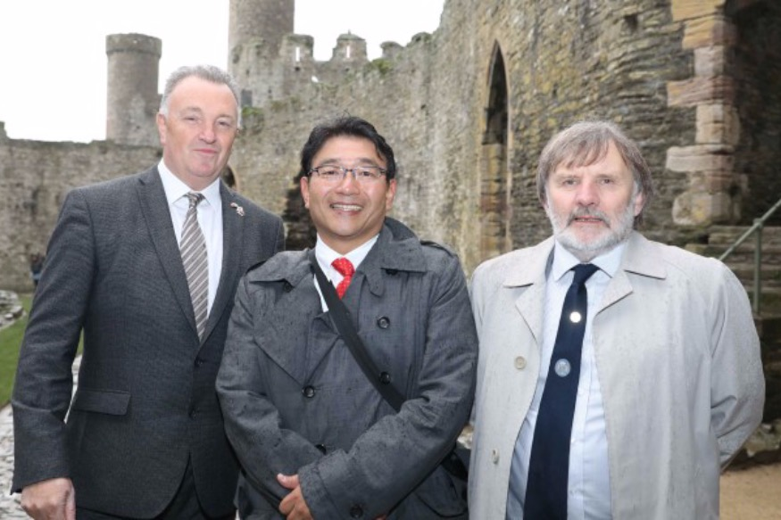 Bond between ancient castles will boost tourism