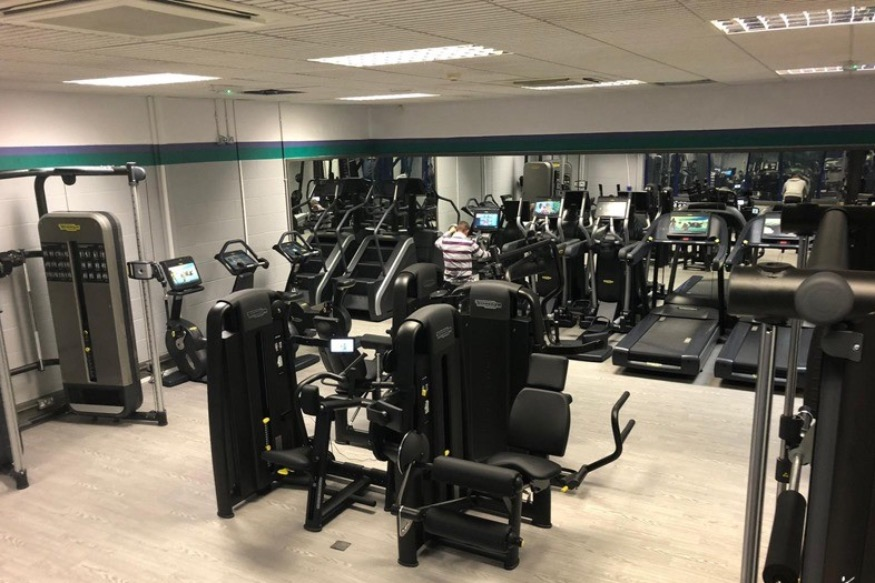 Junction Leisure Centre first to benefit from £1.1m investment