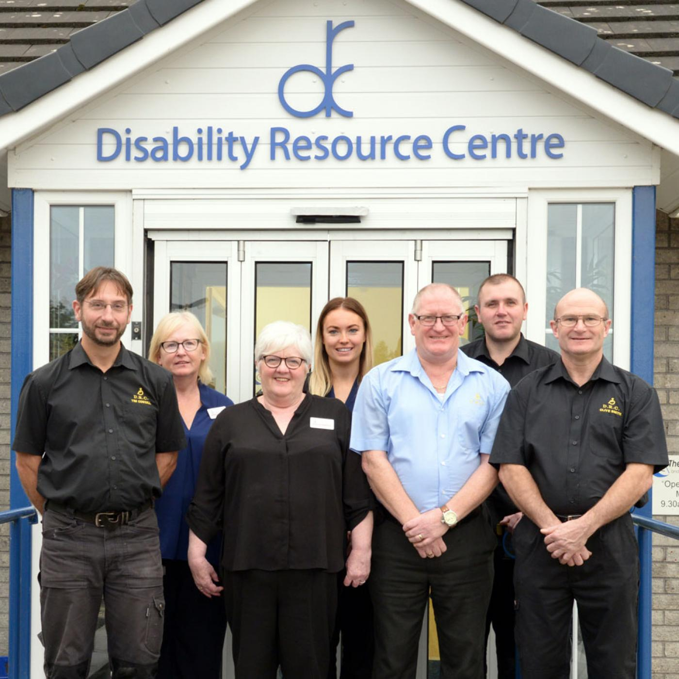 Disability Resource Centre Getting Us Moving