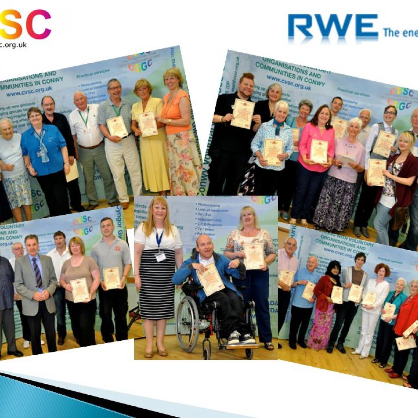 Volunteering and Funding Update with CVSC